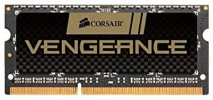 Corsair Pamięć DDR3 SODIMM  4GB/1600