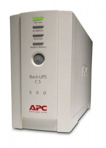 APC BACK-UPS 500VA USB/SERIAL 230V  BK500EI
