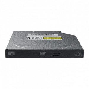 LiteOn Slim DVD-RW12,7mm SATA,  black DS-8ACSH